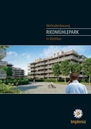 RiedmühlepaRk - Stephan Wegelin