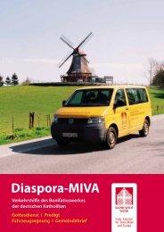 Diaspora-MIVA - Bonifatiuswerk
