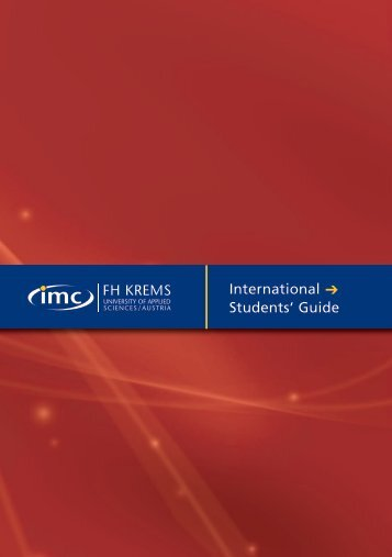 International Students' Guide