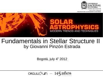 Stellar Models