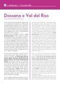 La DoSSANA E La VAL DEL RISo - Comunità Montana Valle Seriana - Page 4