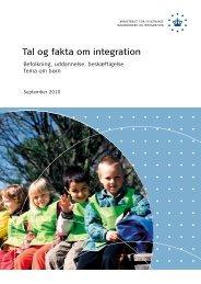 Tal og fakta om integration - Befolkning, uddannelse ... - Ny i Danmark