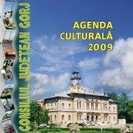 ag 2009 .pmd - Consiliul Judeţean Gorj