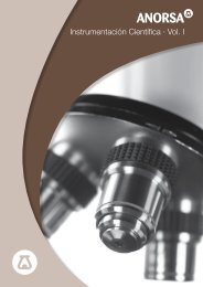 Instrumentación Científica · Vol. I - ANORSA