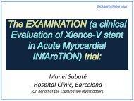 EXAMINATION trial