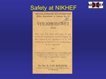 Dutch working - Nikhef