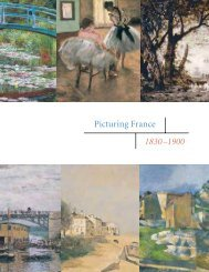 National Gallery of Art - Picturing France 1830-1900