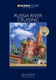 RUSSIA RIVER CRUISING - Scenic Tours