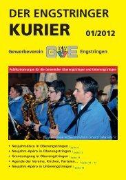 01/12 - Engstringer Kuriers