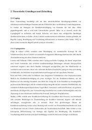 2. Theoretische Grundlagen und Zielstellung