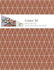Center 30 - National Gallery of Art