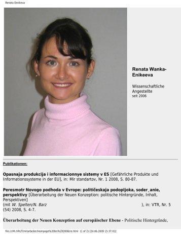 Renata Eenikeva