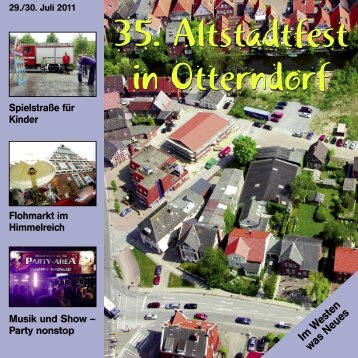Ausgabe Nr. 123 - Altstadtfest Otterndorf