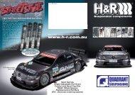 H/&R DRS Spurverbreiterung 14//28mm Set Porsche 928+S Distanzscheiben