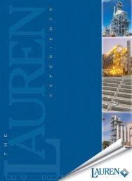 power - Lauren Engineers & Constructors