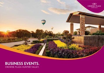 Crowne-Plaza-Hunter-Valley_Business-Events-Guide-2014