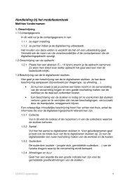 Handleiding bij het modellastenboek - eDAVID