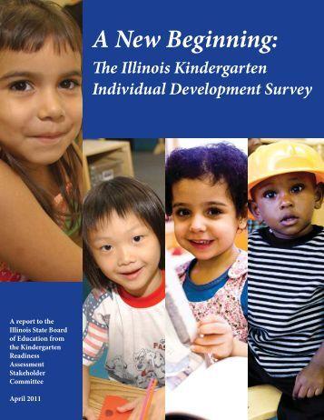 The Illinois Kindergarten Individual Development Survey - Ounce of ...