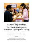 The Illinois Kindergarten Individual Development Survey - Ounce of ... - Page 3