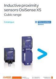 Inductive Proximity Sensor OsiSense XS TELEMECANIQUE XS1N05PA310 M5