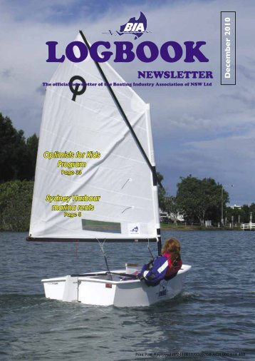 December 2010 - Boating Industry Association of NSW
