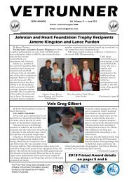 Johnson and Heart Foundation Trophy Recipients Janene Kingston ...
