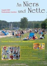 """Sommer-Wellness an der """"Blauen Lagune"""" Viel los in Wachtendonk ..."""