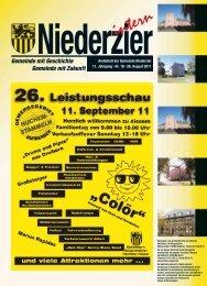 Heinrich Wirtz - Gemeinde Niederzier