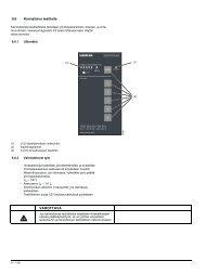 Releen testaus - Siemens