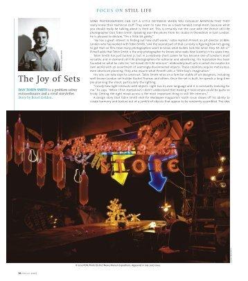 Download PDF (1mb) - Dan Tobin Smith