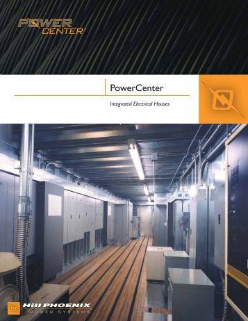 PowerCenter Sales Sheet - Hillphoenix