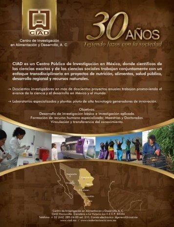 Revista Ciencia Y Desarrollo, mar.-abr. 2012 - Año Internacional de ...