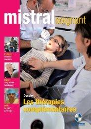 Mistral Soignant 22 - CHU Marseille