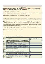Décret n° 2-07-253 - GD MAROC