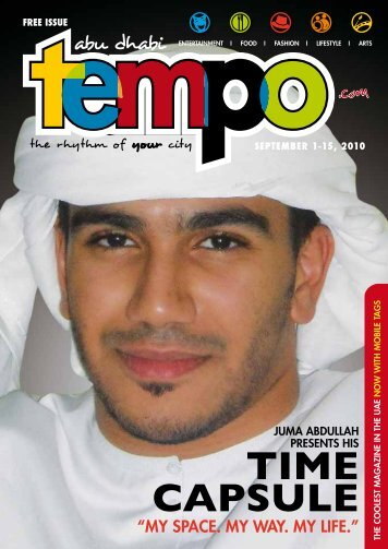 TIME CAPSULE - Tempoplanet