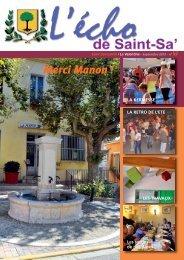 l'e choSept2012_Mise en page 1 - Saint-Savournin