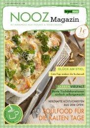 Nooz Magazin November 2013 (pdf) - Brandnooz