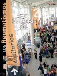 XXXII Congreso de la SER - Sociedad Española de Reumatología