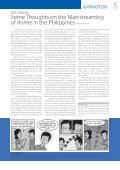 In this Issue - The Japan Foundation, Manila - Page 5