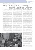 In this Issue - The Japan Foundation, Manila - Page 7