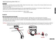 Bedienungsanleitung VDO CYTEC C 10 ... - Bike-Components