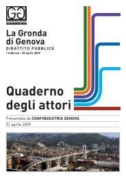 Quaderno inviato da Confindustria - Urban Center - Comune di ...