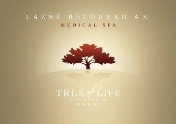 L Á Z N Ě B Ě L O H R A D A.S. - Tree Of Life