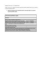 Dodatečné informace (15/03/2013, pdf, 372.47 kB) - Semily