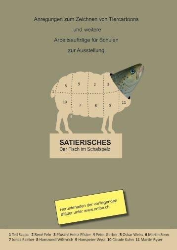 SATIERISCHES - Naturhistorisches Museum Bern