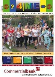 hauptschulemattersbur g 0 1 2 0 0 8 - HS Mattersburg