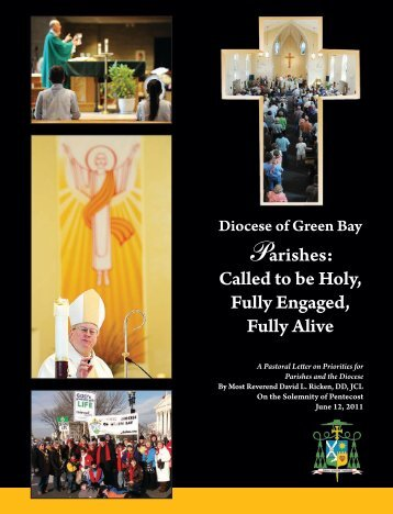 Bishop Ricken's Pastoral Letter - Good Shepherd Parish
