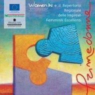 Prime Donne 2006.pdf - Donne che lasciano il segno - Ecipar