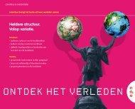 ONTDEK HET VERLEDEN - Noordhoff Uitgevers