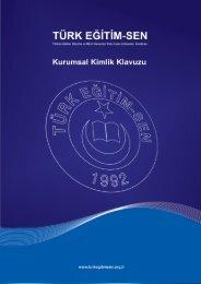 Kurumsal Kimlik Çalışması, Logo Kullanım ... - Türk Eğitim-Sen